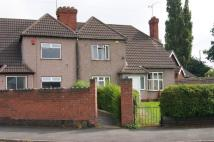 Bennetts Road North semi detached house to rent