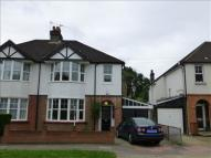3 bed semi detached property to rent in Old Farm Avenue, Sidcup...
