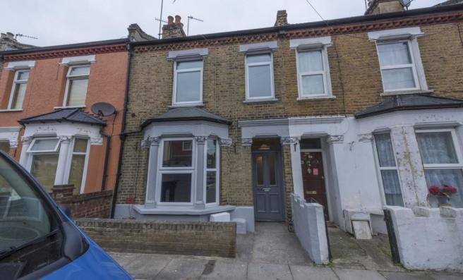 2 Bedroom Terraced House To Rent In Reidhaven Road Plumstead London Se18 Se18