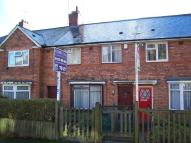 Terraced property in Poole Crescent, Harborne...