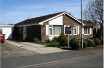 Detached Bungalow in Chatsworth Drive, Ipswich