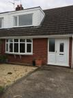 3 bed semi detached home in Ffordd Aelwyd, Carmel...