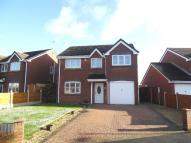 Detached house to rent in The Brackens, Buckley...