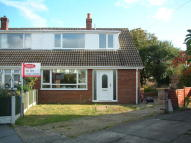 3 bedroom semi detached property to rent in Denford Close, Broughton...