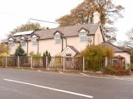 Detached home for sale in Llandegla