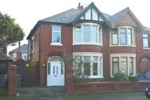 3 bed semi detached property to rent in Gosforth Road, Blackpool...