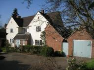 Detached property in St. Johns Hill, Wimborne...