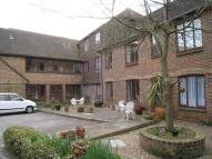 1 bedroom Retirement Property for sale in Chapel Lane, Wimborne...