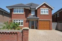 Detached house for sale in Milton Road, Wimborne...