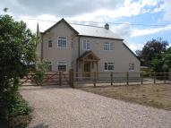 Detached property for sale in Hare Lane, Cranborne...