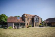 4 bedroom Detached property for sale in LEIGH ROAD, Wimborne...