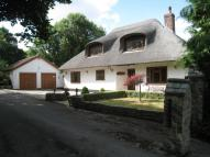 Detached property for sale in OAKLEY HILL, Wimborne...