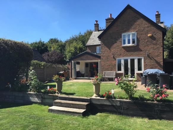 4 Bedroom Detached House For Sale In Witchampton Wimborne