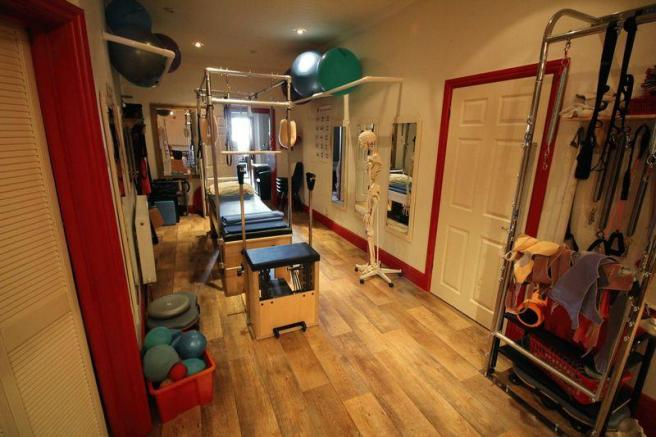 Studio area