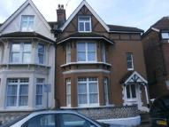 Flat in Eversley Road...