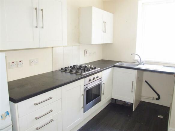 Kitchen Flat 2