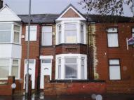 3 bed Terraced house in Nuthurst Road, Manchester