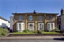 Terraced property in West Green Road...