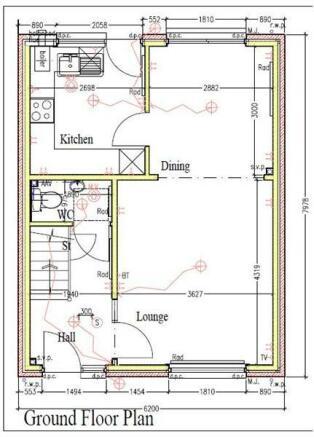 3 bed property - GROUND FLOOR