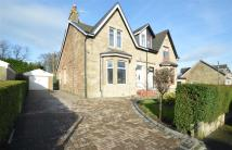 Balmoral Drive semi detached house for sale