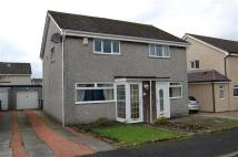 2 bed semi detached house in Baillie Gardens, Wishaw