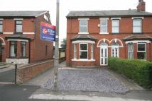 3 bedroom semi detached property to rent in Moss Lane, Hesketh Bank