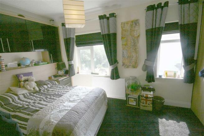 Rear Bedroom 4