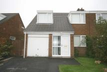 3 bedroom semi detached property to rent in Rankin Avenue...