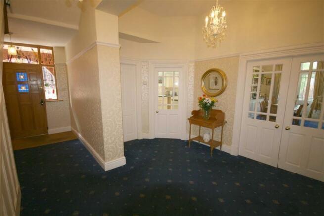 Spacious Hall