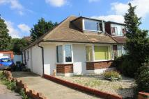 4 bedroom Semi-Detached Bungalow to rent in PARK CLOSE, Hove, BN3