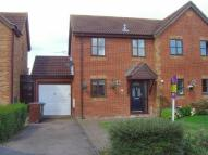 semi detached property in Plover Close