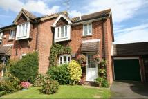 semi detached house for sale in Nyes Close, Henfield