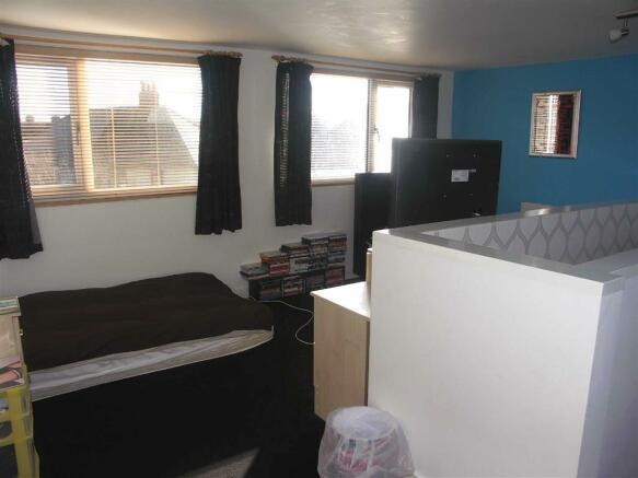 LOFT ROOM USED AS A