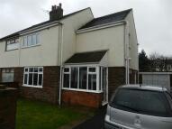 semi detached home in The Ridgeway, Fleetwood