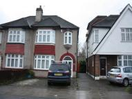 semi detached home to rent in Burleigh Gardens...