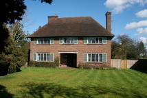 4 bed Detached house in Chartridge Lane, Chesham...