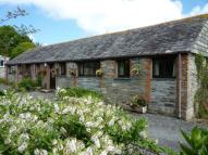 Detached Single Storey Barn Conversion at Trewennen Barn Conversion for sale