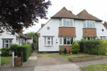 2 bed semi detached home in Harbourfield Road...