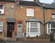 Terraced house for sale in Sutton