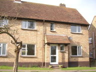 semi detached property in Meadow Close, Lavenham...