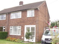 3 bedroom semi detached property to rent in ST. ANDREWS ROAD...