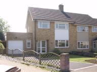 3 bed semi detached property to rent in Rochester Way, Sudbury...