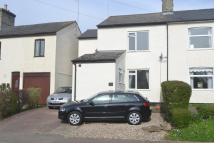semi detached house in Symonds Lane, Linton