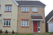 semi detached house for sale in Grenadier Road, Haverhill