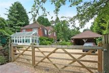 4 bed Detached property for sale in Hale House Lane, Churt...