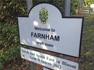 5 bedroom Detached home for sale in Chestnut Avenue, Farnham...
