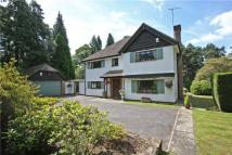 Detached house for sale in Compton Way, Moor Park...