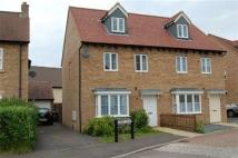 3 bed semi detached property in CHERRY COURT, Cambourne...