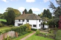 Detached house in Norley Lane...