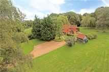 Detached home for sale in Goose Green, Bramley...